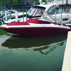 Used Rinker 236 B/R236 B/R Bowrider Boat For Sale