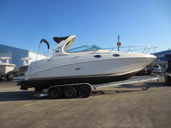 Used Sea Ray 280 SD Cruiser Boat For Sale