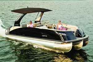 New Harris Crowne SL 250 Pontoon Boat For Sale