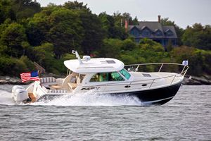 New Back Cove 34O Downeast Fishing Boat For Sale