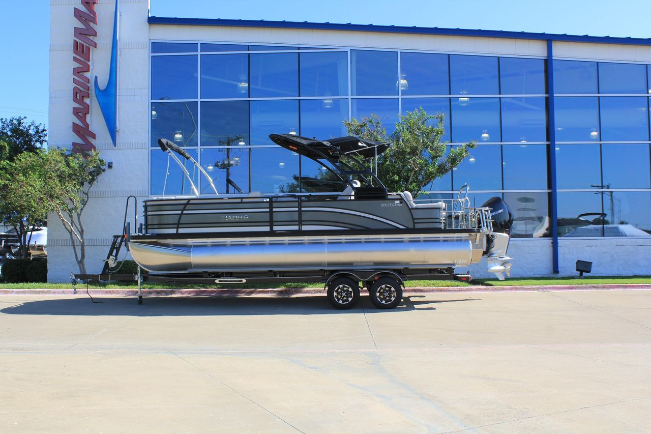 Harris Pontoon Wiring Diagram For Boat Custom Project Schematic 2019 New Solstice 240 Sale Lewisville Tx Rh Moreboats Com