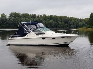 Used Slickcraft 270sc Express Cruiser Boat For Sale