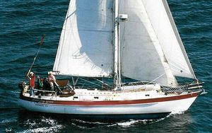 Used Valiant Cruiser Sailboat For Sale