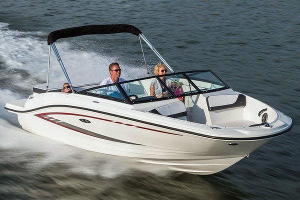 New Sea Ray 19 SPX 10820 Bowrider Boat For Sale