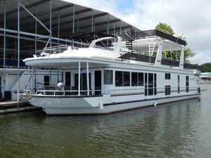 Used Fantasy Bay Harbor House Boat For Sale