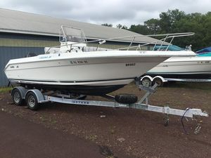 Used Sea Ray 21 lagoona21 lagoona Center Console Fishing Boat For Sale