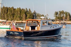 Used Wilbur Custom Cruiser Boat For Sale