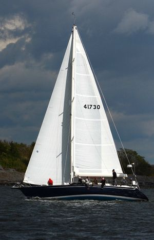 Used Baltic 43 Custom Cruiser Sailboat For Sale
