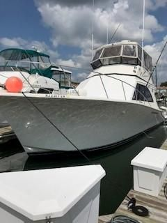 Used Jersey Sportfishing Sports Fishing Boat For Sale