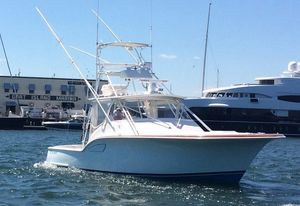 Used Out Island 38 Express Fisherman38 Express Fisherman Saltwater Fishing Boat For Sale