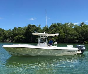 Used Bluewater 2550 CC Center Console Fishing Boat For Sale