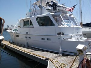 Used Hatteras 58 Motor Yacht For Sale