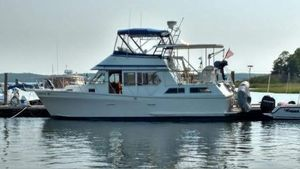 Used Overseas Pt-35 Trawler Boat For Sale