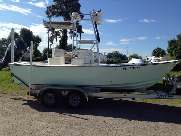 Used Aeon 20 Bay Boat For Sale