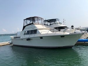 Used Silverton 40 Aft Cabin Aft Cabin Boat For Sale