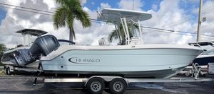 New Robalo 242 Center Console Fishing Boat For Sale