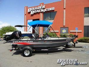 Used Tracker Super Guide V-16 SCSuper Guide V-16 SC Freshwater Fishing Boat For Sale