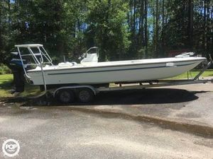 Used Carvel 210X Flats Fishing Boat For Sale