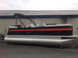 New Crest II 220 SLRCII 220 SLRC Pontoon Boat For Sale