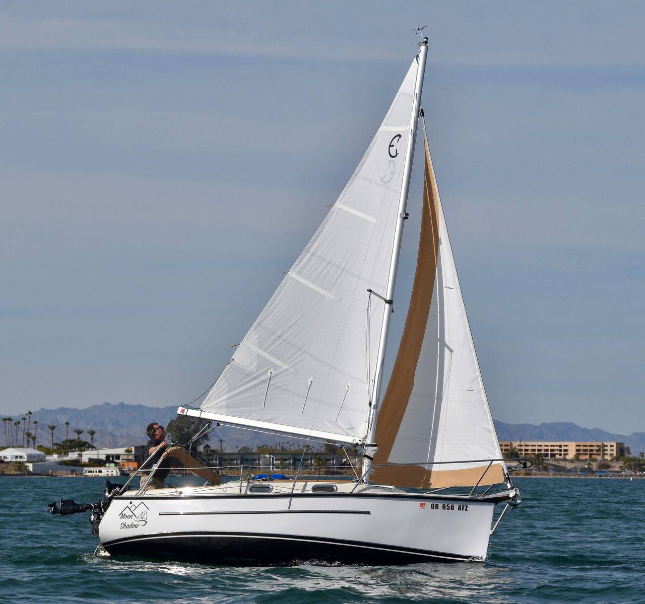 2018 Used Com-Pac Eclipse Sloop Sailboat For Sale - $39,900