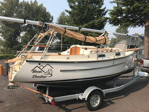 Used Com-Pac Eclipse Sloop Sailboat For Sale