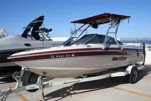 Used Mastercraft 210 Maristar210 Maristar Ski and Wakeboard Boat For Sale