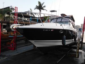 Used Monterey 350 Sport Yacht Express Cruiser Boat For Sale