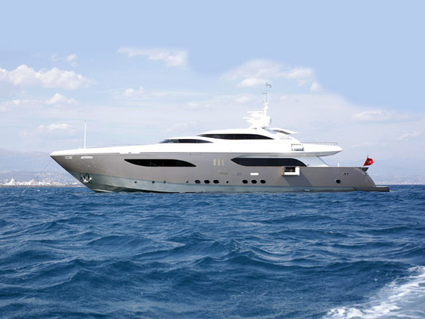 New Nedship Motor Yacht For Sale