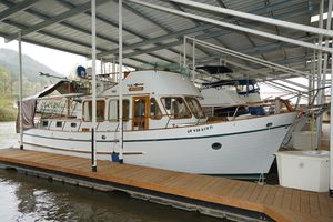 Used Defever Trawler Boat For Sale