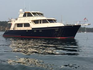 Used Marlow 57E Motor Yacht For Sale