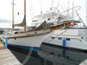 Used Vagabond Cutter Sailboat For Sale