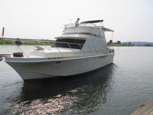 Used Uniflite 36 Aft Cabin Aft Cabin Boat For Sale