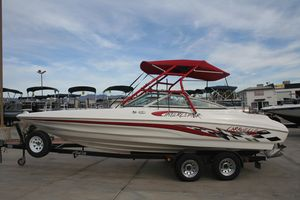 Used Caravelle Interceptor 232 Bow RiderInterceptor 232 Bow Rider Runabout Boat For Sale