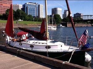 Used Nimble Yawl Sailboat For Sale