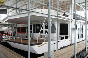 Used Fantasy 21 X 75 House Boat For Sale