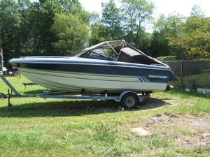 Used Mark Twain 228 Bow Rider Bowrider Boat For Sale