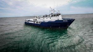 Used Camcraft Sportfish Mothership Madam Motor Yacht For Sale