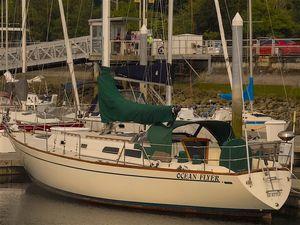 Used Cal 39 Mk-ii Cruiser Sailboat For Sale
