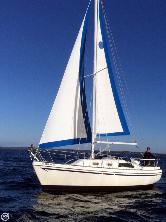 Used Watkins 27 Racer and Cruiser Sailboat For Sale