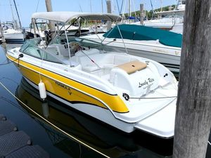 Used Formula 260 BR Sports Cruiser Boat For Sale
