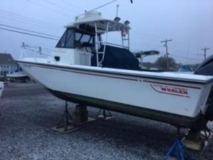 Used Boston Whaler 27 Offshore27 Offshore Center Console Fishing Boat For Sale