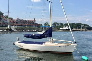 Used Alerion Express 20 Daysailer Sailboat For Sale