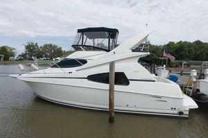 Used Silverton 330 Sport Bridge Motor Yacht For Sale