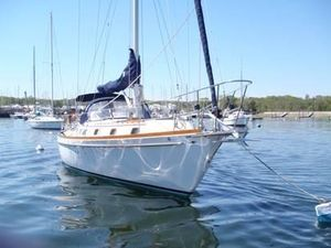 Used Gulfstar MK II Center Cockpit Sailboat For Sale