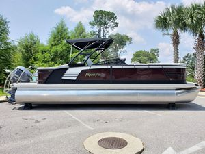 New Aqua Patio 259 RLW Pontoon Boat For Sale