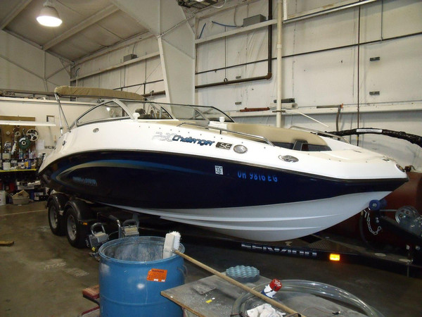Used Sea Doo 230 Challenger Jet Boat For Sale
