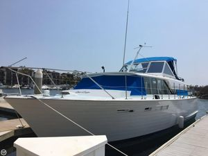 Used Chris-Craft 40 Constellation Aft Cabin Boat For Sale
