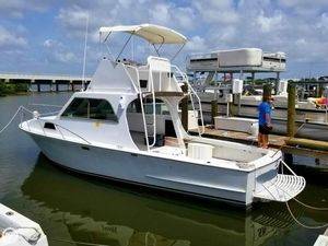 Used Ensign 34 Charter Boat For Sale