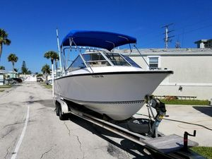 Used Seacraft Sceptre Cuddy Cabin Boat For Sale