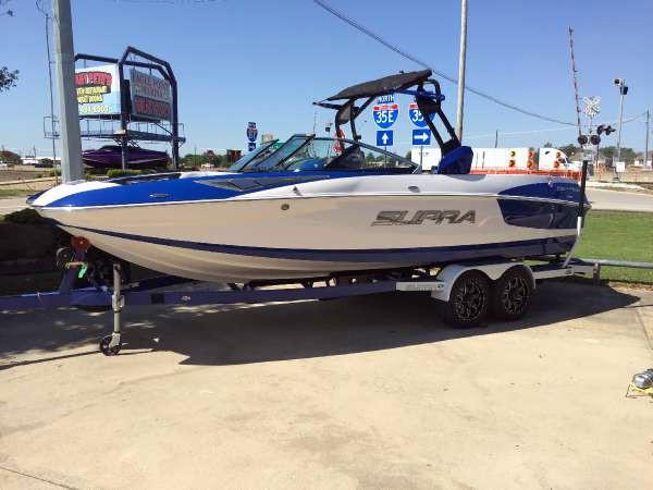 New Supra SE450 Ski and Wakeboard Boat For Sale